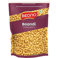 Bikano Boondi Salted 400gm, 1-Pack