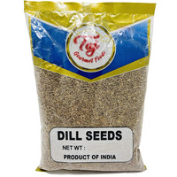 TAJ Premium Indian Dill Seeds, Whole, 5Lbs