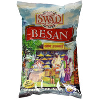 Swad Besan (Gram or Chick Pea Flour), 4lbs