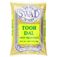 Swad Toor Dal Kori, Unoily, 4-Pounds