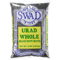 Swad Urad Dal, Black, 4-Pounds
