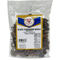 TAJ Premium Indian Black Cardamom, Kali Elaichi