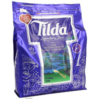 Tilda Legendary Rice, Pure Original Basmati, 10lbs
