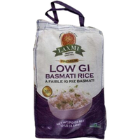 Laxmi Lower Gi Basmati Rice - 10 Lb