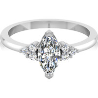 PEar Shape Diamond C ...