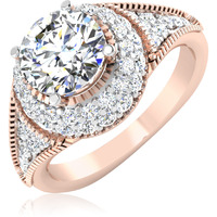 Round Shape Diamond  ...