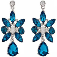 Design Blue Crystal  ...