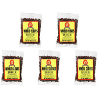Pack of 5 - Laxmi Clove Whole - 100 Gm
