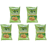 Pack of 5 - Garvi Gujarat 3 In One Puri - 285 Gm