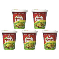 Pack of 5 - Mtr 3 Minute Breakfast Cup Poha - 80 Gm