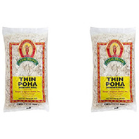 Pack of 2 - Laxmi Poha Thin - 800 Gm