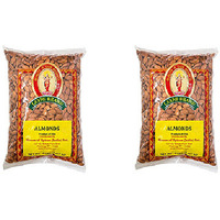 Pack of 2 - Laxmi Almond - 400 Gm