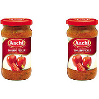Pack of 2 - Aachi Tomato Pickle - 300 Gm