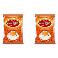 Pack of 2 - Wagh Bakri Premium Tea - 1 Kg