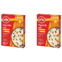 Pack of 2 - Mtr Vegetable Pulao - 250 Gm