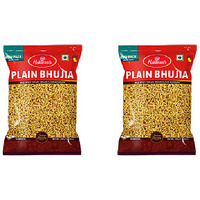 Pack of 2 - Haldiram's Plain Bhujia - 400 Gm