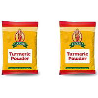 Pack of 2 - Laxmi Turmeric Powder - 200 Gm