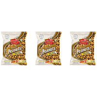 Pack of 3 - Jabsons Roasted Peanuts Hing Jeera - 140 Gm