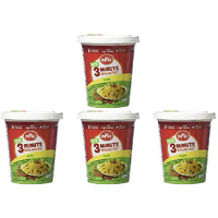 Pack of 4 - Mtr 3 Minute Breakfast Cup Poha - 80 Gm