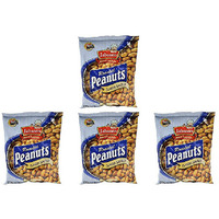 Pack of 4 - Jabsons Roasted Peanuts Classic Salted - 160 Gm