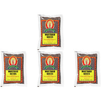 Pack of 4 - Laxmi Mustard Seed - 200 Gm