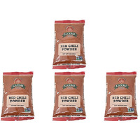 Pack of 4 - Laxmi Red Chilli Powder - 7 Oz