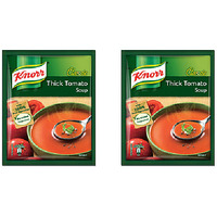 Pack of 2 - Knorr Thick Tomato Soup - 53 Gm