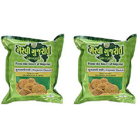 Pack of 2 - Garvi Gujarat Gujarati Chakri - 285 Gm