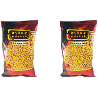 Pack of 2 - Mirch Masala Channa Dal - 12 Oz