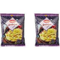 Pack of 2 - Haldiram's Gathiya - 200 Gm