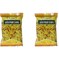 Pack of 2 - Anand Jack Fruit Chips - 7 Oz