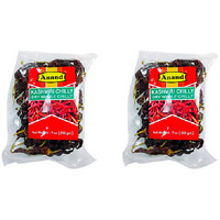 Pack of 2 - Anand Kashmiri Chilly Dry Whole - 3.5 Oz