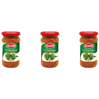 Pack of 3 - Aachi Cut Mango Pickle - 300 Gm