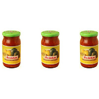 Pack of 3 - Bedekar Mango Lime Pickle - 14 Oz