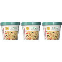 Pack of 3 - Deep X-Press Meals Upma - 100 Gm