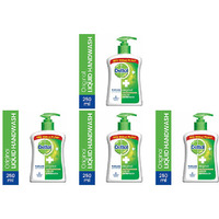 Pack of 4 - Dettol Original Liquid Handwash - 250 Ml