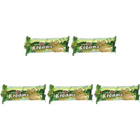 Pack of 5 - Parle Kreams Gold Pineapple - 66.72 Gm