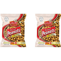 Pack of 2 - Jabsons Roasted Peanuts Spicy - 140 Gm