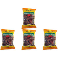 Pack of 4 - Anand Dry Whole Chillies Teja S17 - 7.04 Oz