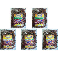 Pack of 5 - Anand Dry Whole Chillies Byadagi - 7 Oz