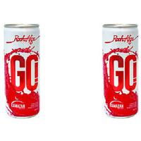 Pack of 2 - Hamdard Rooh Afza Go - 250 Ml