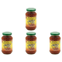 Pack of 4 - Mother's Recipe Lime Ginger Pickle - 300 Gm