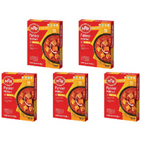 Pack of 5 - Mtr Ready To Eat Paneer Makhani - 300 Gm