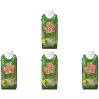 Pack of 4 - Real Coconut Water - 330 Ml
