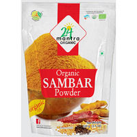 24 Mantra Organic Sambar Powder