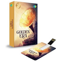 Music Card: Golden Era - 320 Kbps MP3 Audio