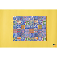 Placemats (Color: Blue)