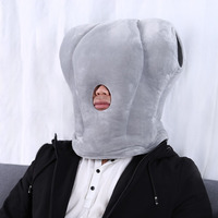 Novel Portable Flexible Ostrich Shaped Pillow Travel Pillow - Enjoy a Comfortable Nap Anytime and Anywhere