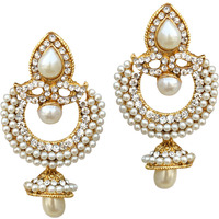 Ethnic Jewels White  ...
