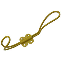 IndianShelf Handmade Yellow Iron Wall Hooks Cloth Coats Hangers Key Accessories Holders Online